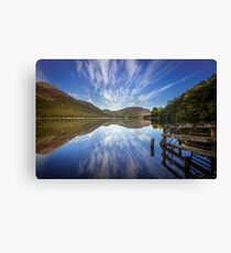 Buttermere Lake |District Canvas Print