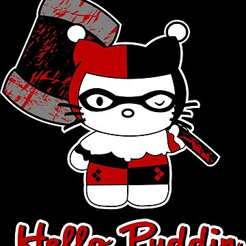 Harley Kitty  by dontpanictees