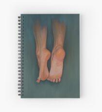 Flying Feet Cahier à spirale