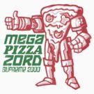 MEGA PIZZA ZORD SUPREME 2000 by Gimetzco