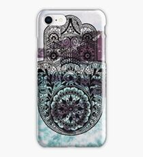 Hand Of Fatima Ocean iPhone Case/Skin