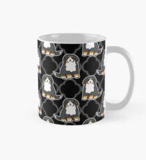 Bernie Pup Quatrefoil Muster Tasse (Standard)