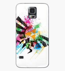 Hylian Paint Splatter Case/Skin for Samsung Galaxy