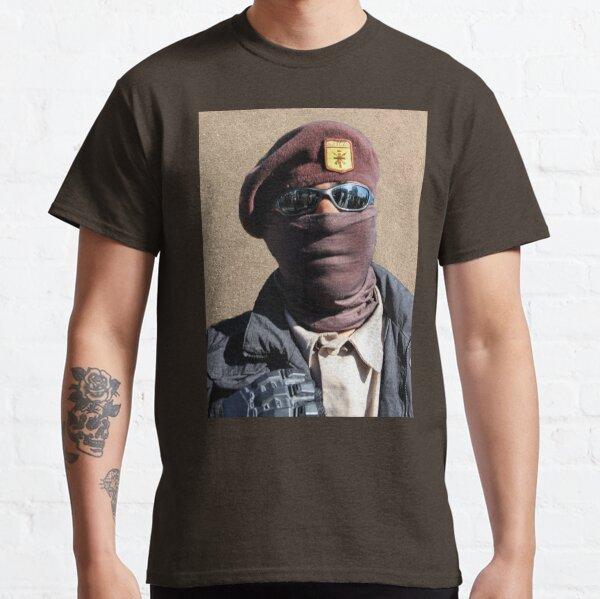 reforma policial e igualdad social Camiseta clásica
