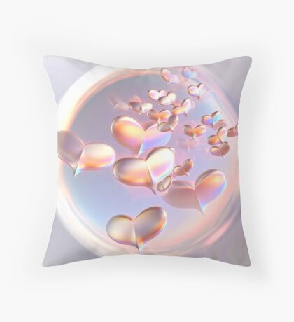 So In Love Throw Pillow