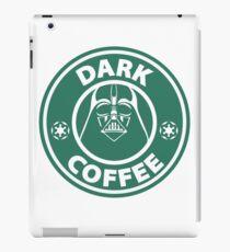 Dark Coffee iPad Case/Skin