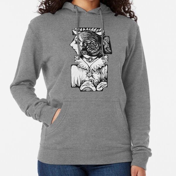Toad Lady Lightweight Hoodie