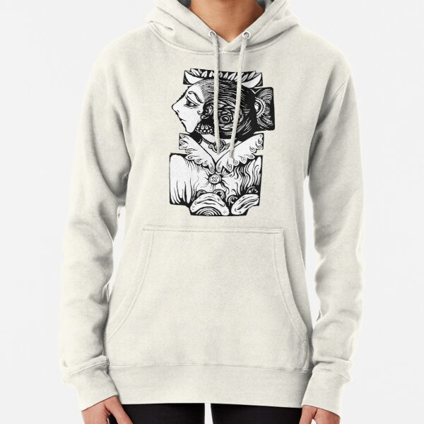 Toad Lady Pullover Hoodie