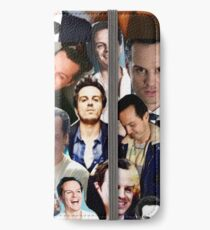 Andrew Scott Collage iPhone Wallet/Case/Skin