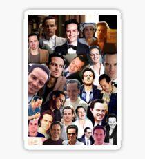 Andrew Scott Collage Sticker