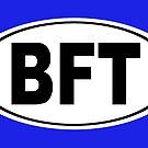 Beaufort South Carolina Oval BFT by KWJphotoart
