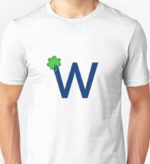 Chicago Cubs W Irish Edition Unisex T-Shirt