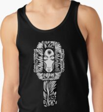 Night Flower Tank Top