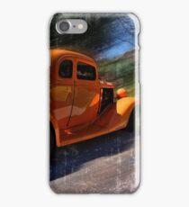 Hot hot rod iPhone Case/Skin