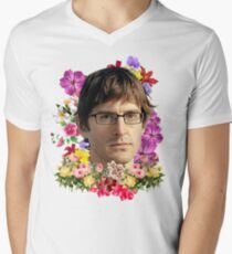 Louis Theroux Floral T-Shirt