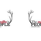 The Coffee Is People by Brie Alsbury