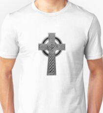 Celtic Religious Cross Christian Irish T-Shirt