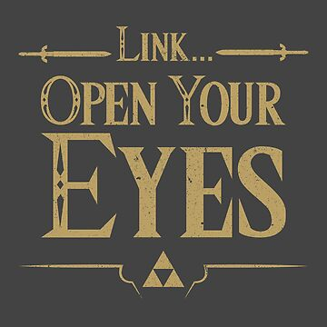 Link... Open your eyes by gusdynamite