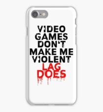 Lag does iPhone Case/Skin