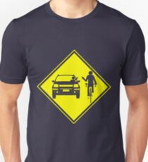 Cycling Cyclist Funny Road Rage T-Shirt