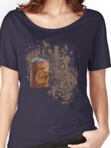 Screw Reality -Light Women's Relaxed Fit T-Shirt