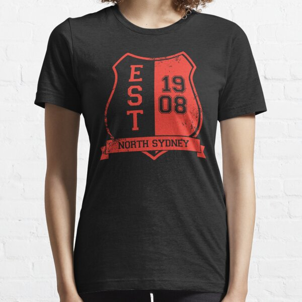 North Sydney Rugby League: Established Shield Essential T-Shirt