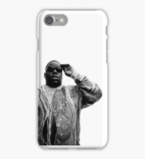 BIGGIE - B&W 2.0 iPhone Case/Skin