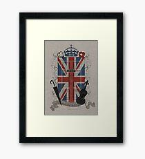 Bandera De Reino Unido Dibujo Decoración Redbubble