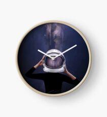 the astronaut Clock
