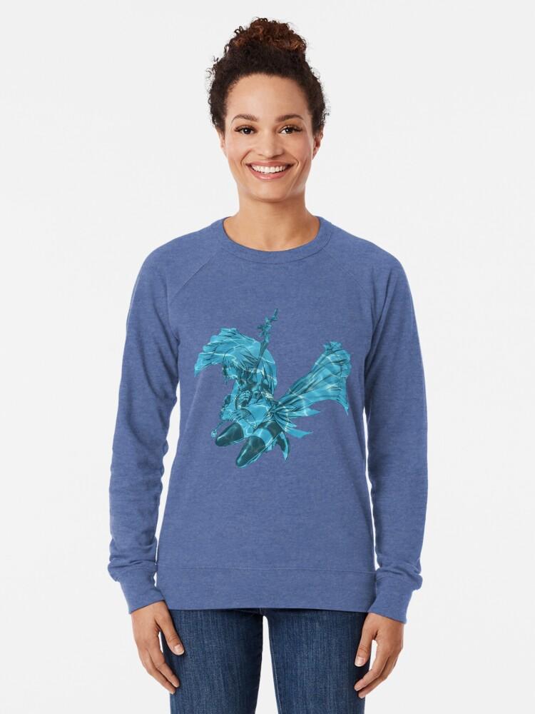 Alternative Ansicht von Aqua Leichter Pullover