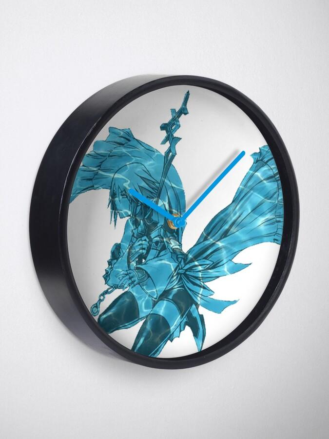 Alternative Ansicht von Aqua Uhr