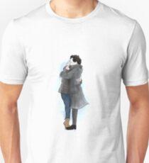 Sherlock Holmes and John Watson T-Shirt