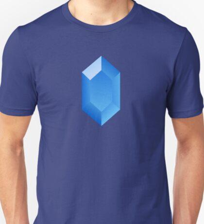 Blue Rupee T-Shirt