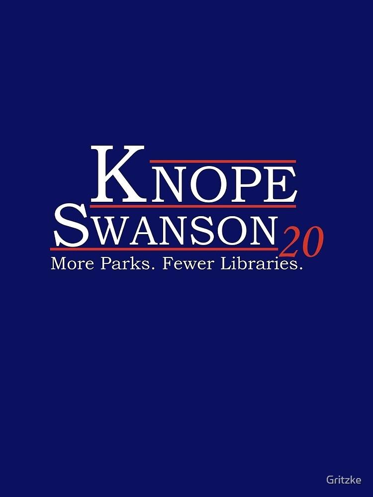Knope Swanson 2020 de Gritzke
