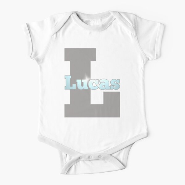 Im Lukas Baby Boy Onesie Personalized Hi