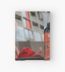 lunch Hardcover Journal