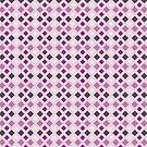 Cinquo Purple 01 pattern  by Aimelle