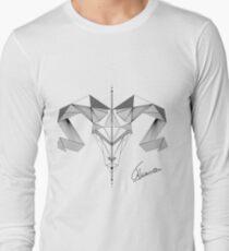 Angry Sheep Long Sleeve T-Shirt