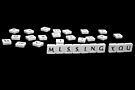 Missing...... You! by JCMPhotos
