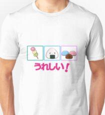 Happy Happy Unisex T-Shirt