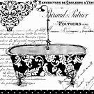 Boudoir II by mindydidit