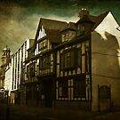 The Courtyard, Worcester UK by Lissywitch