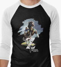 Zelda Breath of the Wild Men's Baseball ¾ T-Shirt