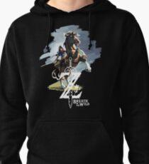 Zelda Breath of the Wild Pullover Hoodie