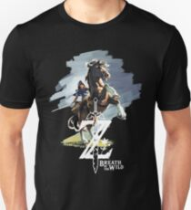 Zelda Breath of the Wild Unisex T-Shirt