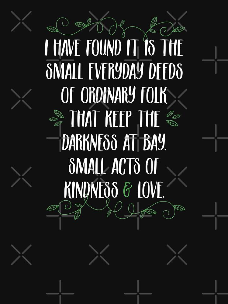 Worte der Weisheit von Gandalf von ninthstreet