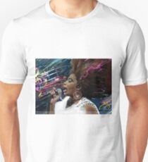 "Macy Gray ""Stripped""  Unisex T-Shirt"