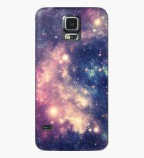 Weltraum Fall Hülle & Klebefolie für Samsung Galaxy