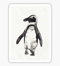 Little Watercolour Penguin Sticker