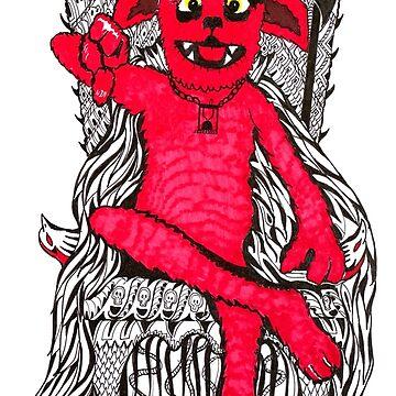The Hallows - Slesuzu's Throne by TheHallowsUK